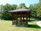 Pagoden im Park