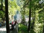 Marienbrücke gegenüber von Neuschwanstein