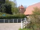 Burg Hülshoff - Weg zum Museum