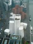 Der Neue Zollhof im Düsseldorfer Medienhafen